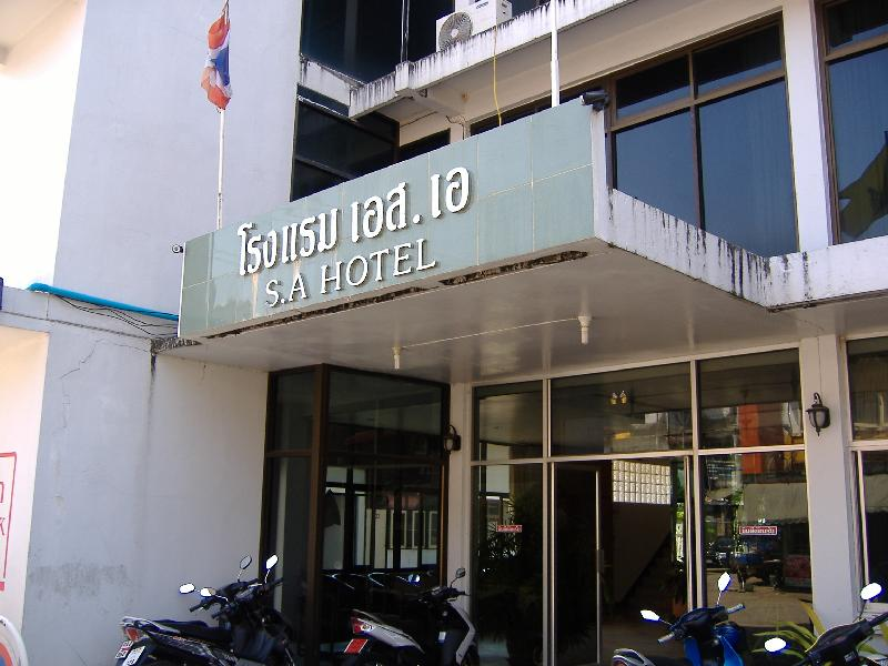 the S.A. hotel in Trat